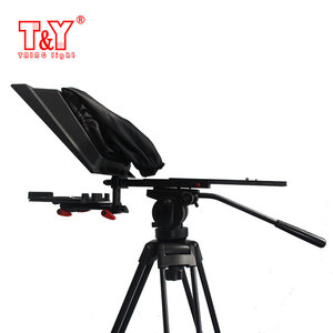 Cheap portable tablet teleprompter kit with remote control