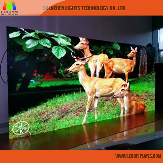 Hot Sale Super Clearly Full Color P3 Indoor <strong>Led</strong> Large Screen <strong>Display</strong> For Sale