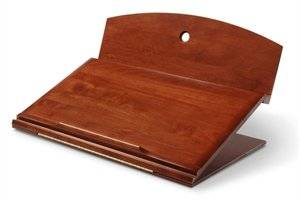 Ergo Desk - 401R - Designer Series Portable Reading and Lap Writing Desk - Rosewood - Large