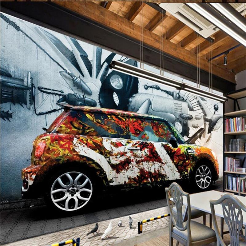 Mini Car Wallpaper: Achetez En Gros Vieille Voiture Papier Peint En Ligne à