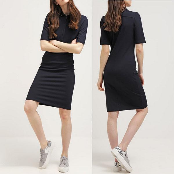 New Women Clothes Wholesale Plus Size Design Polo Shirt Dress - Buy Dress  Shirt Design,Woman Clothes,Clothes Wholesale Product on Alibaba.com