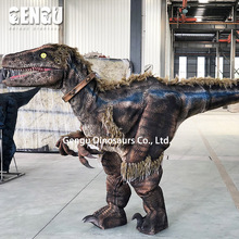 Customized Any Size Kids Dinosaur Costume Mask Of Dinosaur