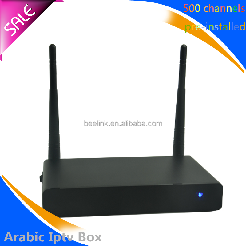 New Android Dreambox IPTV Arab Box Cheaper Than ATN Arabic Iptv Box