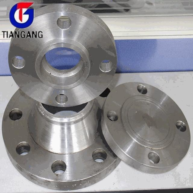 stainless steel flanges weight