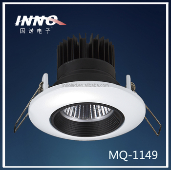 Aluminium LED Lamp Housing for LED Downlight Spotlight Shell