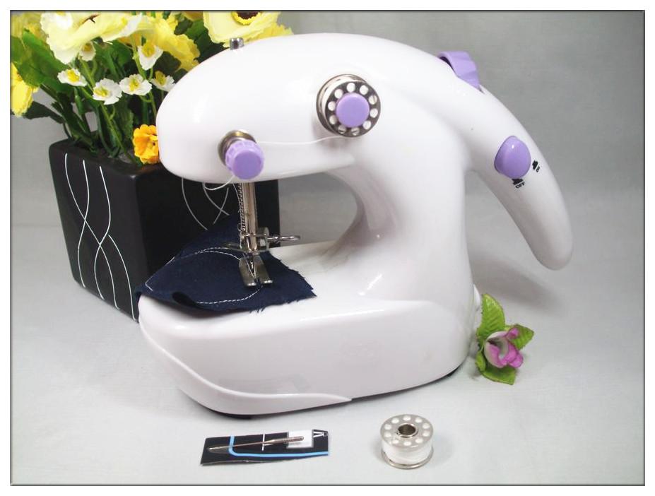 mini machine coudre de m nage portable mini machine coudre. Black Bedroom Furniture Sets. Home Design Ideas