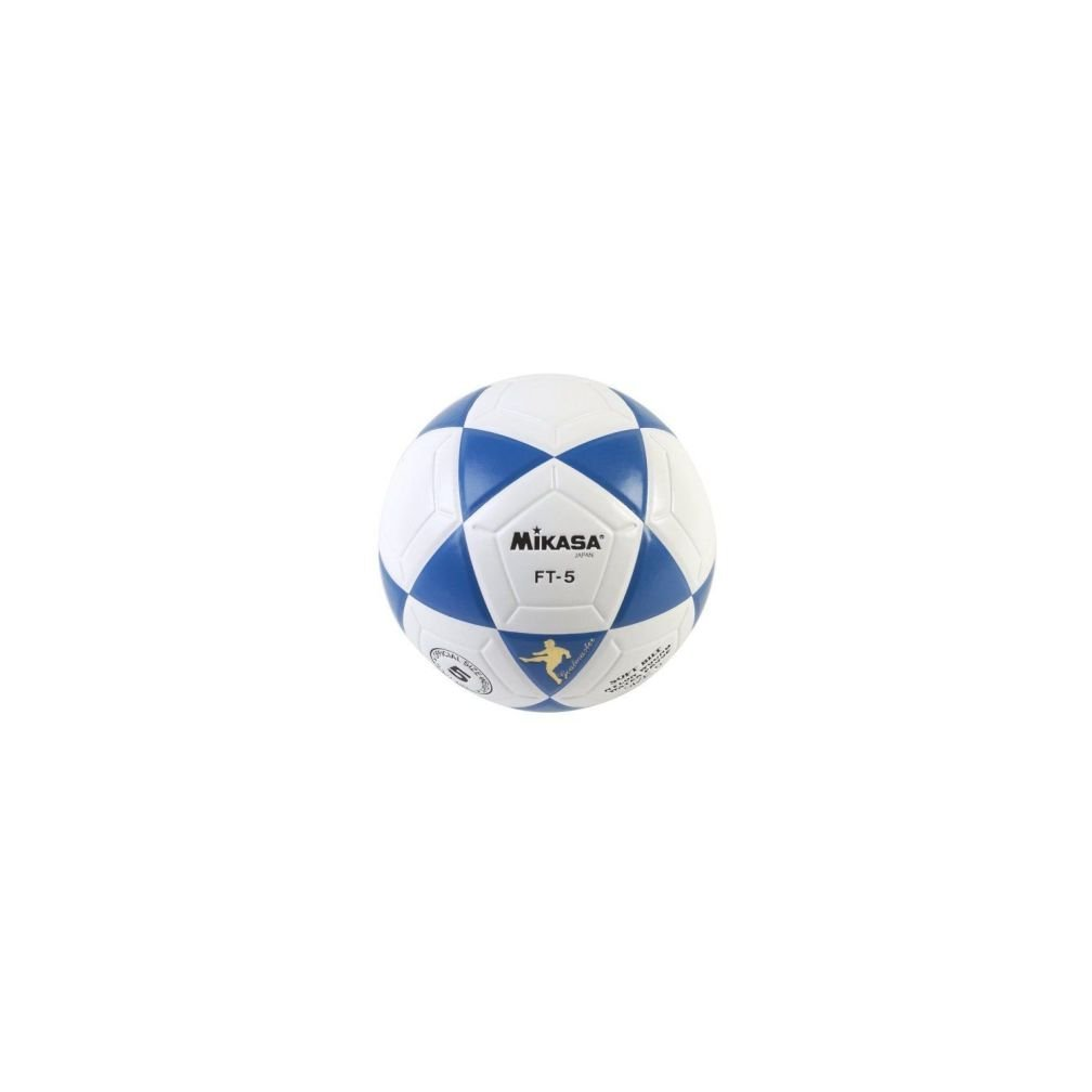 96dd2bff5 Get Quotations · Mikasa FT5 Goal Master Soccer Ball (Blue/White Size 5)
