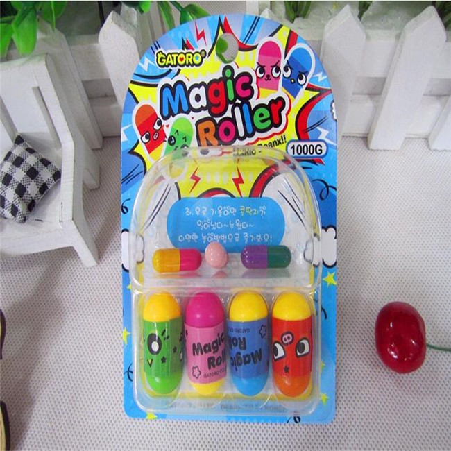 Promotional Kids Toys Magic Jumping Beans in Different Size