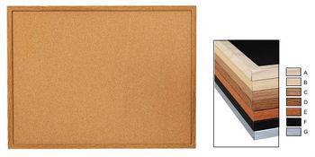 cork board with mdf framemdf wooden frame cork pin board cork notice board