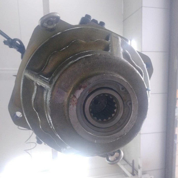 706-7L-01110 travel motor assy excavator PC2000-8 hydraulic travel motor without gearbox