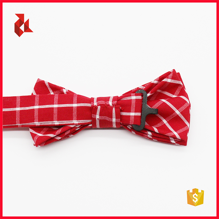 2018 Stylish Fashion Red Bow Ties For Kids