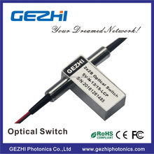 2X2 single mode Bypass Mechanical Optical Switch with low price