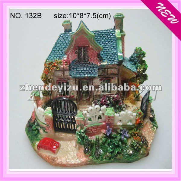Polyresin Handmade Aquarium Ornaments & Decoration Accessories ...