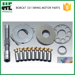 Excavator Bobcat 331 Hydraulic Swing Motor Spares Made In China