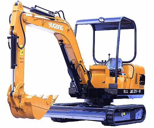 Chinese Factory Outlet Mini Excavator for sale