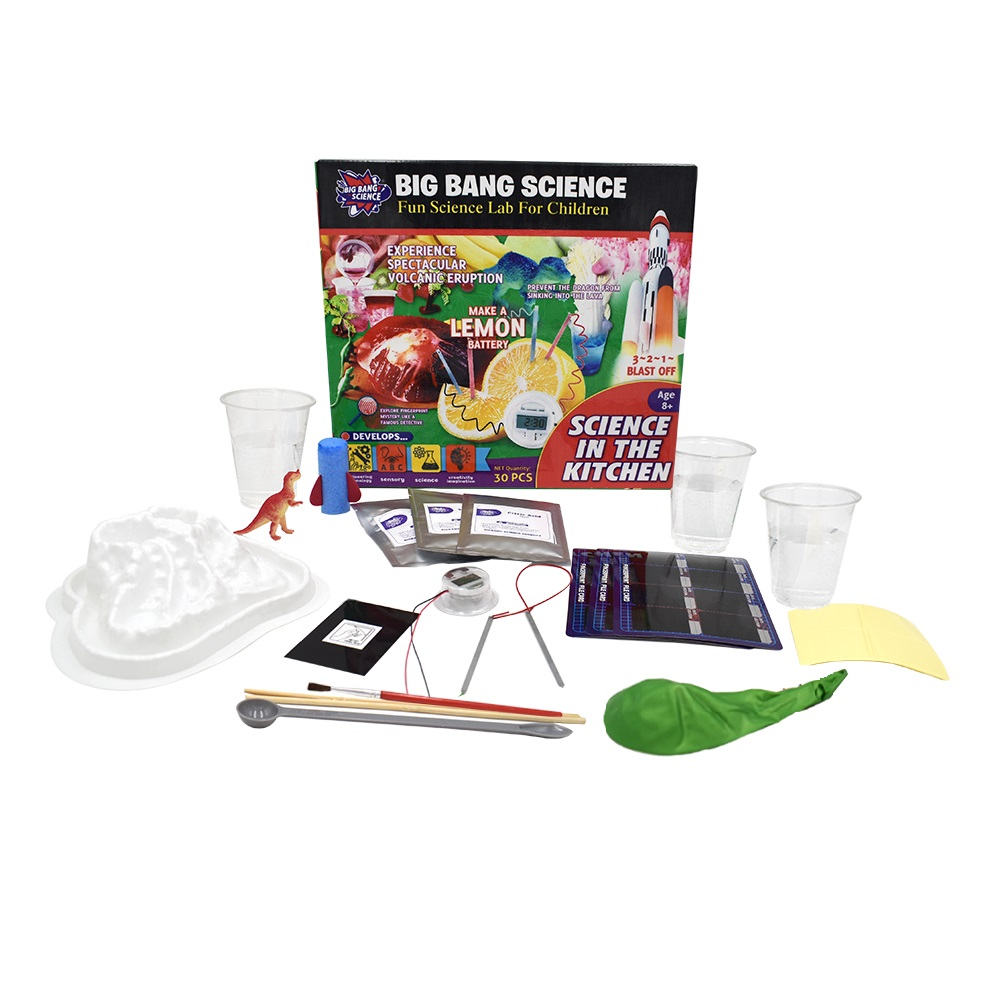 Funny Chemistry Experiment Science Kit Toy Of Sicence In Kitchen With  Factory Price - Buy Factory Price,Science Toy With Factory Price,Science  Kit