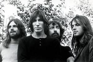 Pink Floyd Poster Bw 24x36