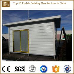 cheap low cost porta cabin, collapsible pre fab holiday movable house