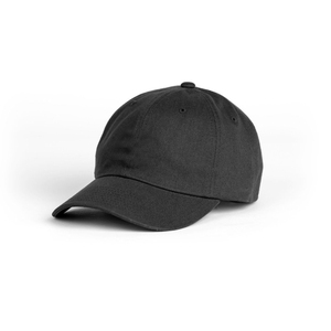 Wholesale Hot Sale Black Dad Hat 100% Coton Baseball Caps
