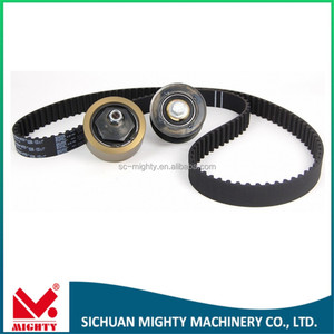 Mitsubishi Timing Belt Connected Timing Belt for Timing Belt Pulley Engimech