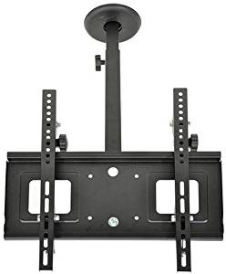 """AVL24 - TC401 CEILING MOUNT TV BRACKETS ROBUST STEEL ALLOY WITH TILT MECHANISM IDEAL FOR COMMERCIAL INSTALLATIONS VESA 400 x 400 SCREEN SIZES 26"""" - 50"""" 40KG MAX"""