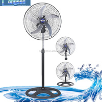Quiet Electrical Powerful Industrial Oscillation Metal Wall Fan Electric Table Fan (stand fan/wall fan/table fan )