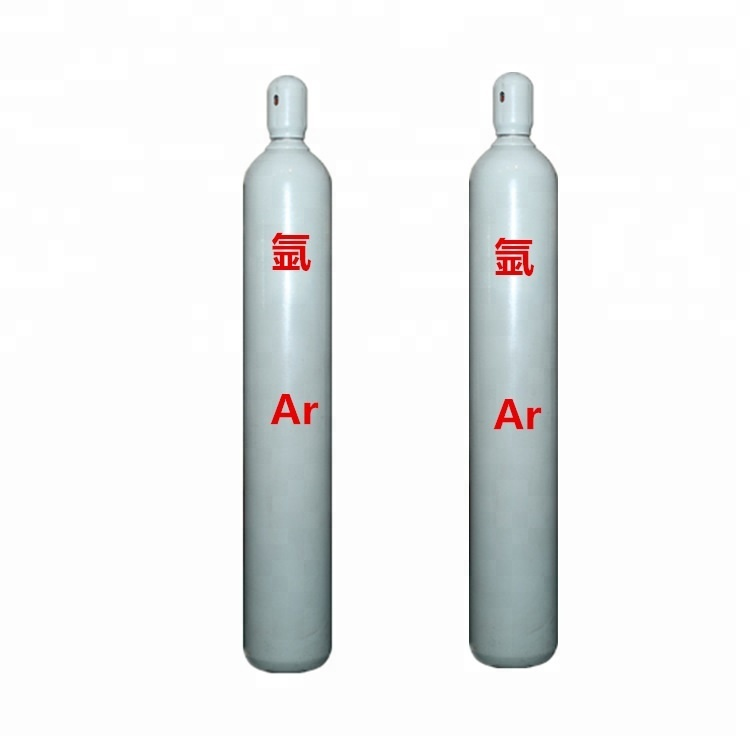 industrial high pressure argon gas cylinder price, argon bottle