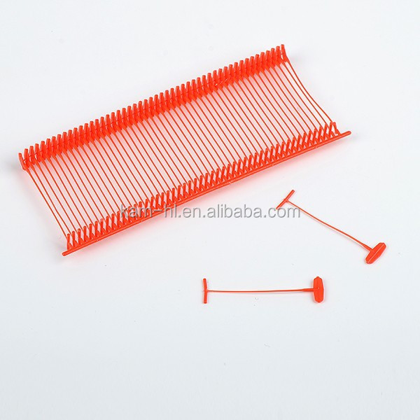 Wholesale price reusable cheap price plastic tag pin