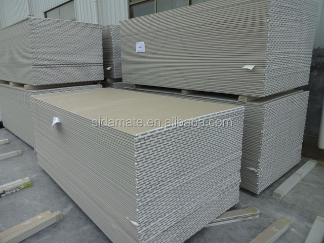 Paperbacked Plaster boards Type Common Gypsum Board