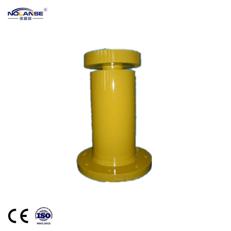 Customize Engineering Heavy Duty Hydraulic Press Cylinder For Press Machine