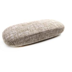 Washable and durable wholesale linen eyeglasses case