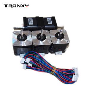 Tronxy 3D printer Nema 17 motor SL42STH40-1684A 1 8A 78Oz-42steppermotor