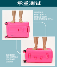 China New Design Factory Price Suitcase vintage pu leather brand name suitcase with OEM/ODM
