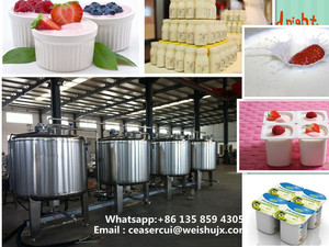 milk processing plant/yogurt production/dairy plant