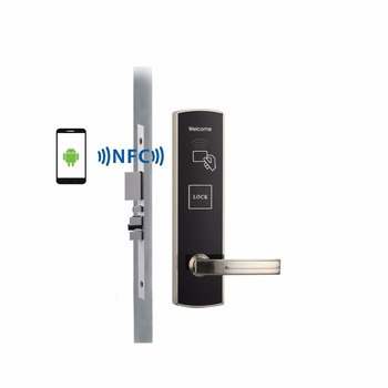 Ospon Nfc Smart Door Locks For Apartment And Hotel Os7718nfc Buy Nfc Door Locks Android Nfc