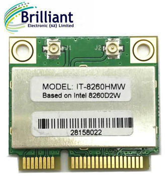 Drivers for Intel Dual Band Wireless-AC 8260