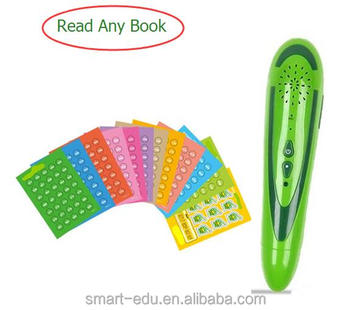 Any Books Reader Talking or Reading Pen with Readable OID Sticker, View OID  Sticker, Smart Education Product Details from Shenzhen Smart Education