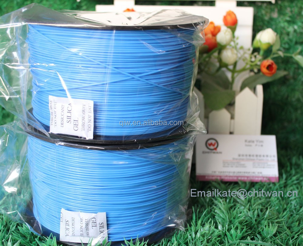 China sells online 3mm 1.75mm <strong>abs</strong> pla filaments for 3d printer
