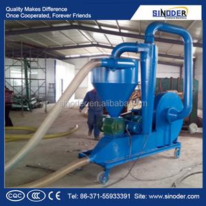 Sale pneumatic conveyor/rice conveyor /peanut vacuum conveyor with vacuum  conveying pump feature