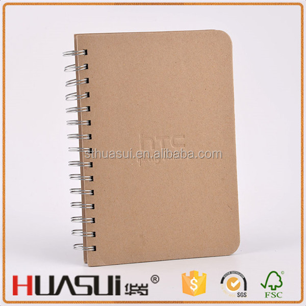 China cheap 60 sheets school exercise planner inserts for spiral notebooks
