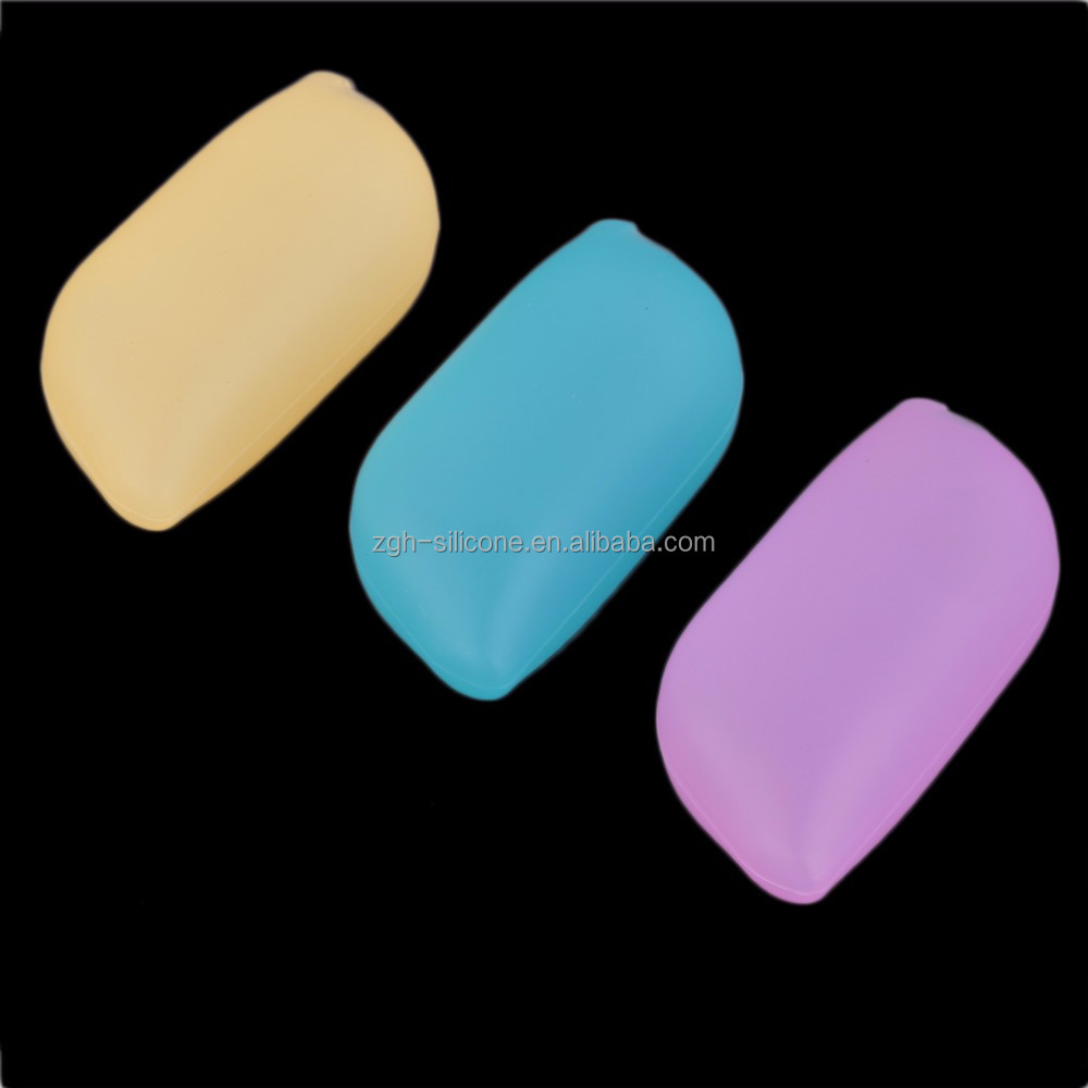 Silicone Soft Travel Toothbrush Head Case Cover
