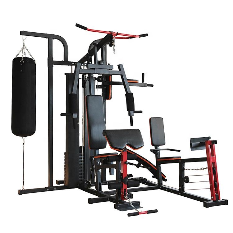 Hot Koop Hoge Kwaliteit Geïntegreerde Gym Trainer Body Building Home Gym Apparatuur