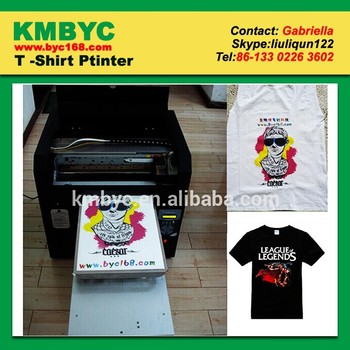 99e2d5f30 A3 t shirt printers with white color textile ink Best price DGT printer/price  digital