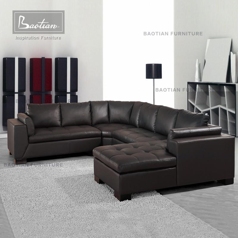 Round Sofa U Shape Set Italian
