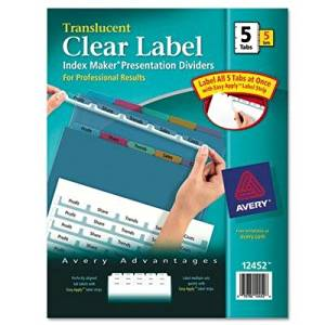 cheap 5 tab labels find 5 tab labels deals on line at alibaba com