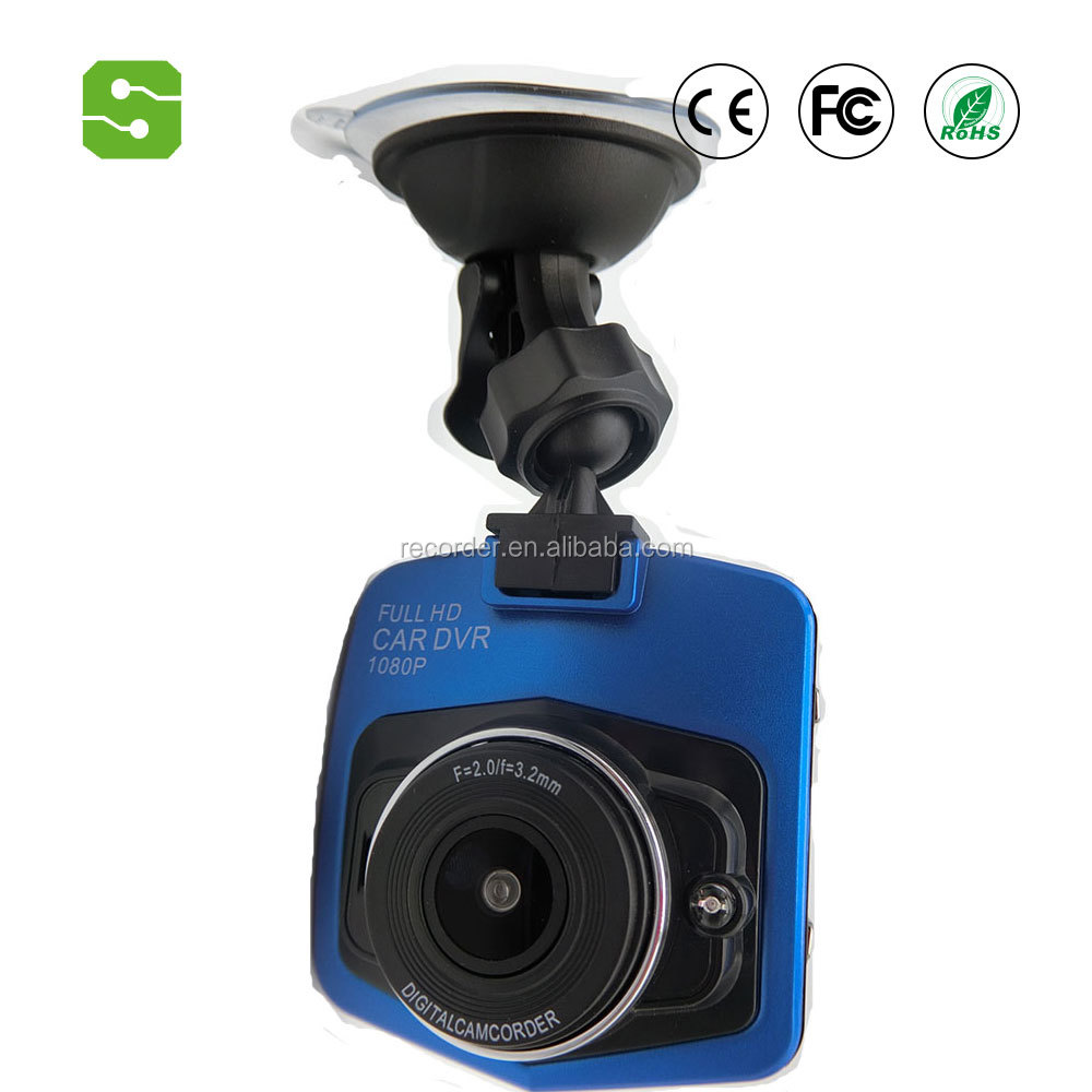 New Arrival camera HD1080P Car Camera Dash Cam 2.4 inch LCD screen Night Vision camera car
