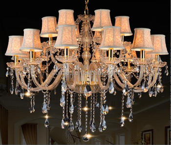Luxury crystal chandelierfake crystal chandelier on promotion luxury crystal chandelierfake crystal chandelier on promotionchandelier made of shells aloadofball Gallery