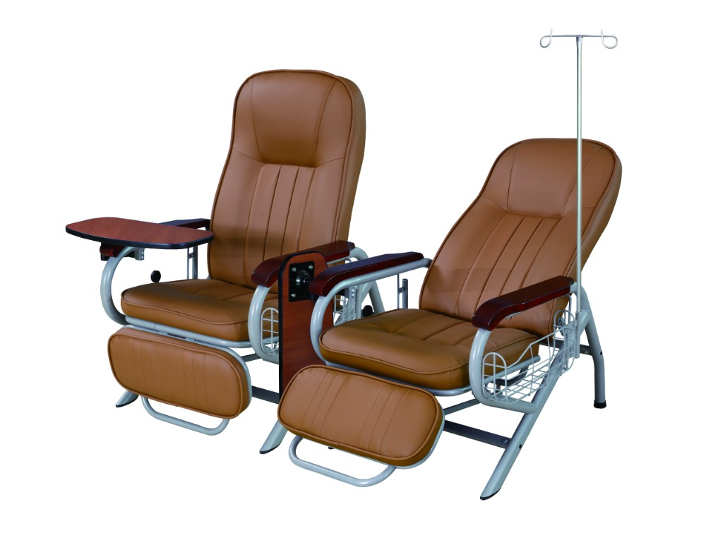 Patient Room Transfusion Recliner Chair Bed For Sale Yxz