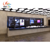 Fashionable Design Led Display Indoor P7.62mm Metro Media Screen Full Color Advertising Module Led Display