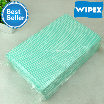 World best selling household items good quality antibacterial reusable dry wipe